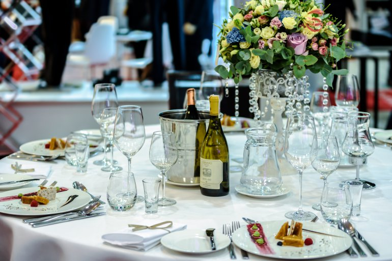 How to organize a banquet